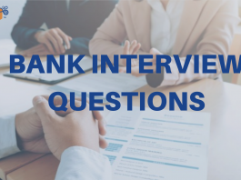 Bank Interview Questions and preparation
