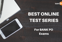 Best Online Test Series for Bank PO Exams