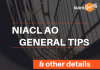 NIACL AONIACL AO General Tips & Details
