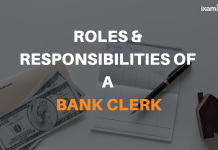 Roles & Responsibilities of a Bank Clerk