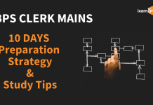 IBPS Clerk Mains Preparation Strategy