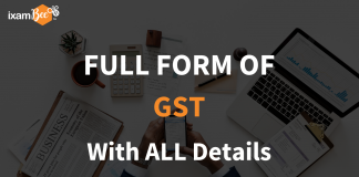Full Form of GST with All Details