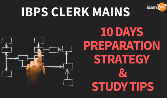 IBPS CLERK MAINS STRATEGY