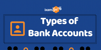 Bank Account and its types.