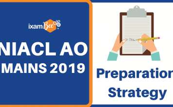 NIACL AO: Mains General Preparation Strategy