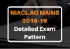 NIACL AO Mains Detailed Exam Pattern