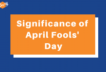 Importanc of April Fools' Day