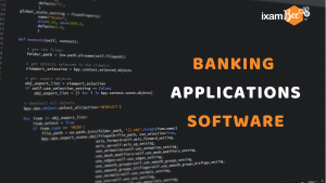 Core Banking Solutions Application Softwares