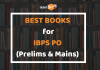 Best Books for IBPS PO Pre & Mains