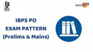 IBPS PO 2019: Exam Pattern