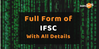 Full Form of IFSC With all details