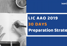 LIC AAO Preparation Strategy