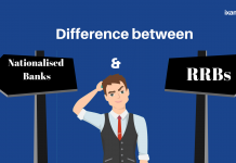 Difference between Nationalised & Regional Rural Banks(RRBs)