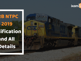 RRB NTPC Notification and All Details