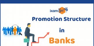 Promotion Process and Structure in Banks