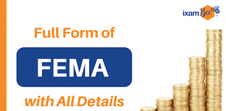 Full Form of FEMA with all details