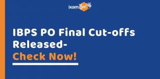 IBPS PO Final Cut-offs released