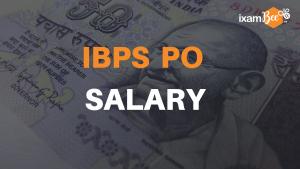 IBPS PO In-hand Salary