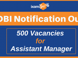 IDBI Assistant Manager Recruitment Notification with All Details