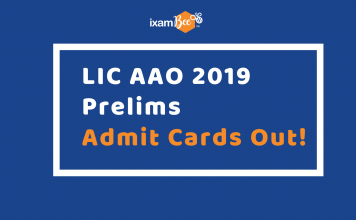 LIC AAO Admit Cards