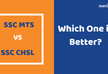 SSC MTS vs SSC CHSL: Which one is a better job?