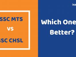 SSC MTS vs SSC CHSL: Which one is a better job?