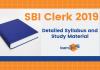 SBI Clerk Best Books and Detailed Syllabus
