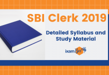 SBI Clerk Best Books and Detailed Syllabus