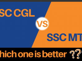 ssc cgl vs ssc mts: Which one is a better job?