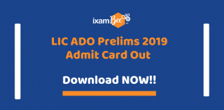 LIC ADO Prelims Exam Preparation