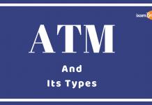 ATM & Types