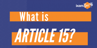What is Article 15?