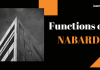 NABARD Functions