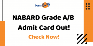 NABARD Grade A/B Phase 2 Admit Card