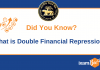 Double Financial Repression