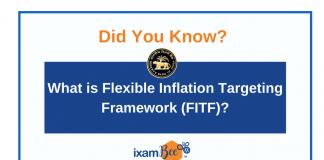 Flexible Inflation Targeting Framework