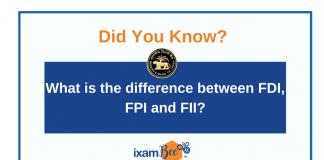 FPI and FII