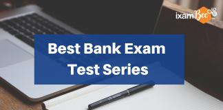 Bank Exams Test Series
