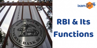 RBI & Its Functions