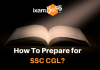 SSC CGL Exam Preparation