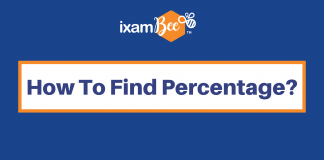How to find percentage?