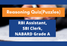 SBI, NABARD, RBI exams