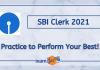 SBI Clerk Mock test