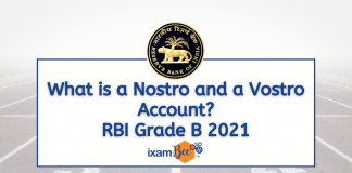 Nostro and vostro account