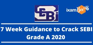 SEBI Grade A Preparation