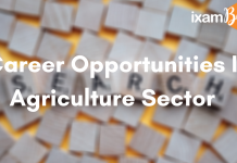 Career Opportunities for Agricultural Graduates