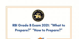 RBI Grade B 2021 Preparation Strategy