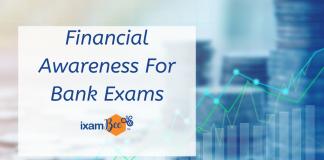 Financial Awareness for RBI, NABARD, SEBI