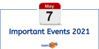 May 7 Important Events