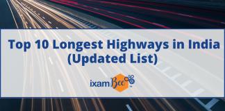 Longest Highways in India